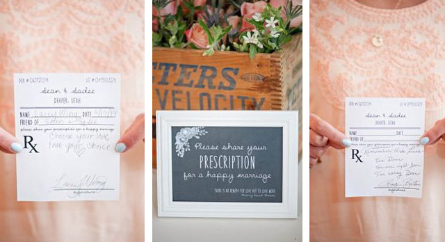 Cool Wedding Guest Sign In Ideas