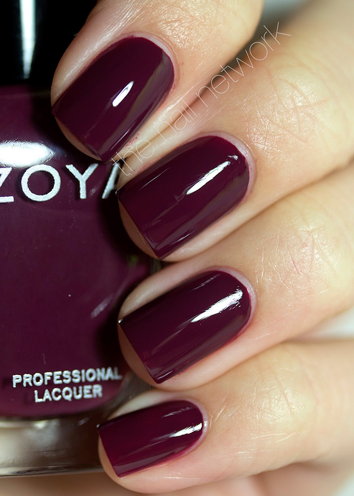 10 Winter Nail Colors For Your Bridesmaids