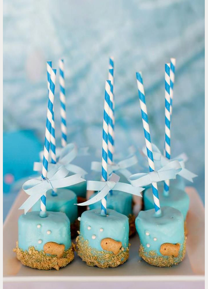 beach wedding desserts ~ we ❤ this! moncheribridals.com