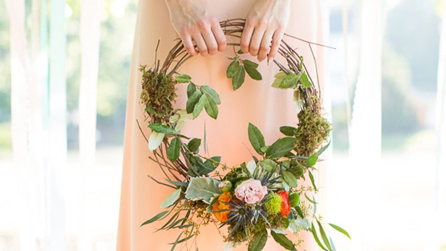 10 Unique Alternatives to Bridesmaids' Bouquets