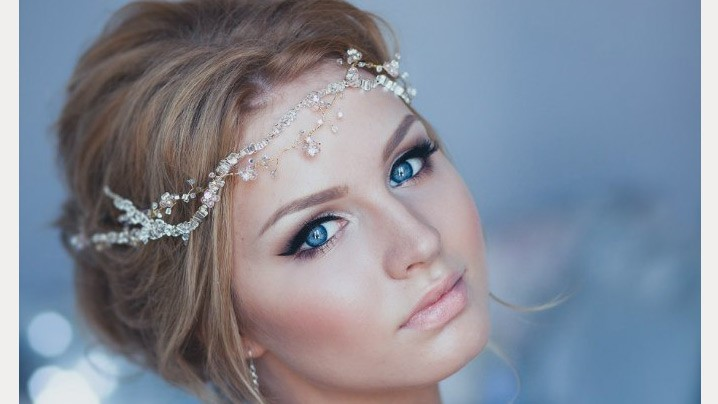 8 Gorgeous Bridal Makeup & Hair Looks from tonyastylist