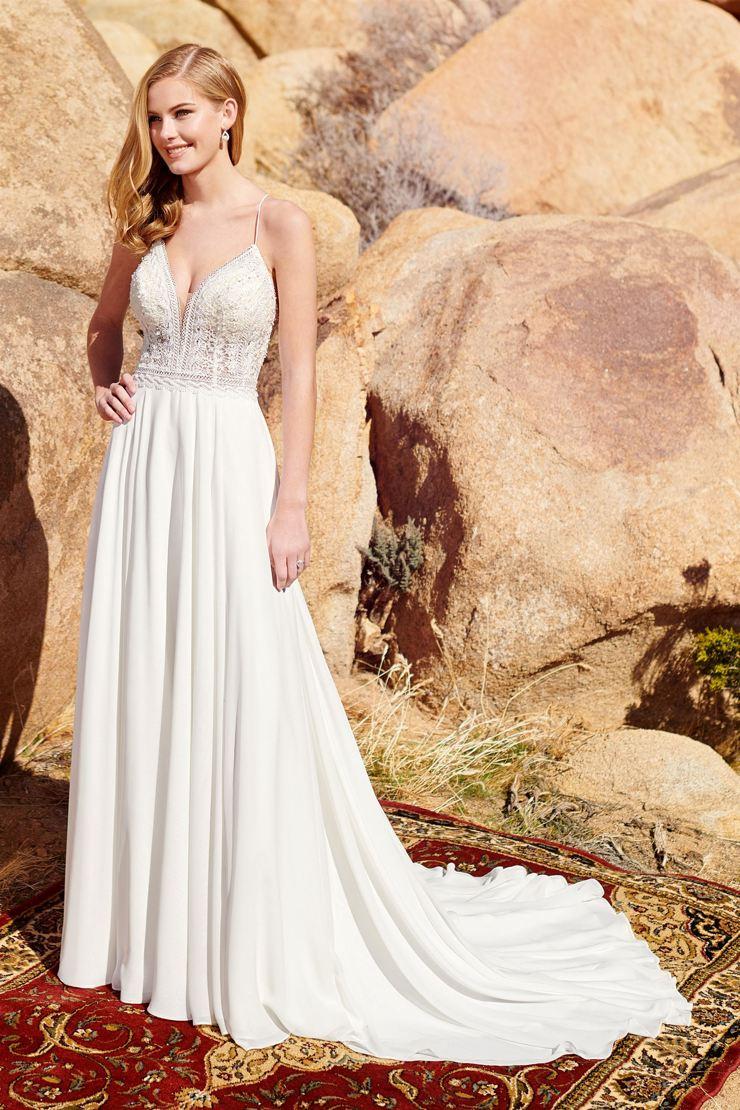 Beach Casual Wedding Dresses Enchanting By Mon Cheri